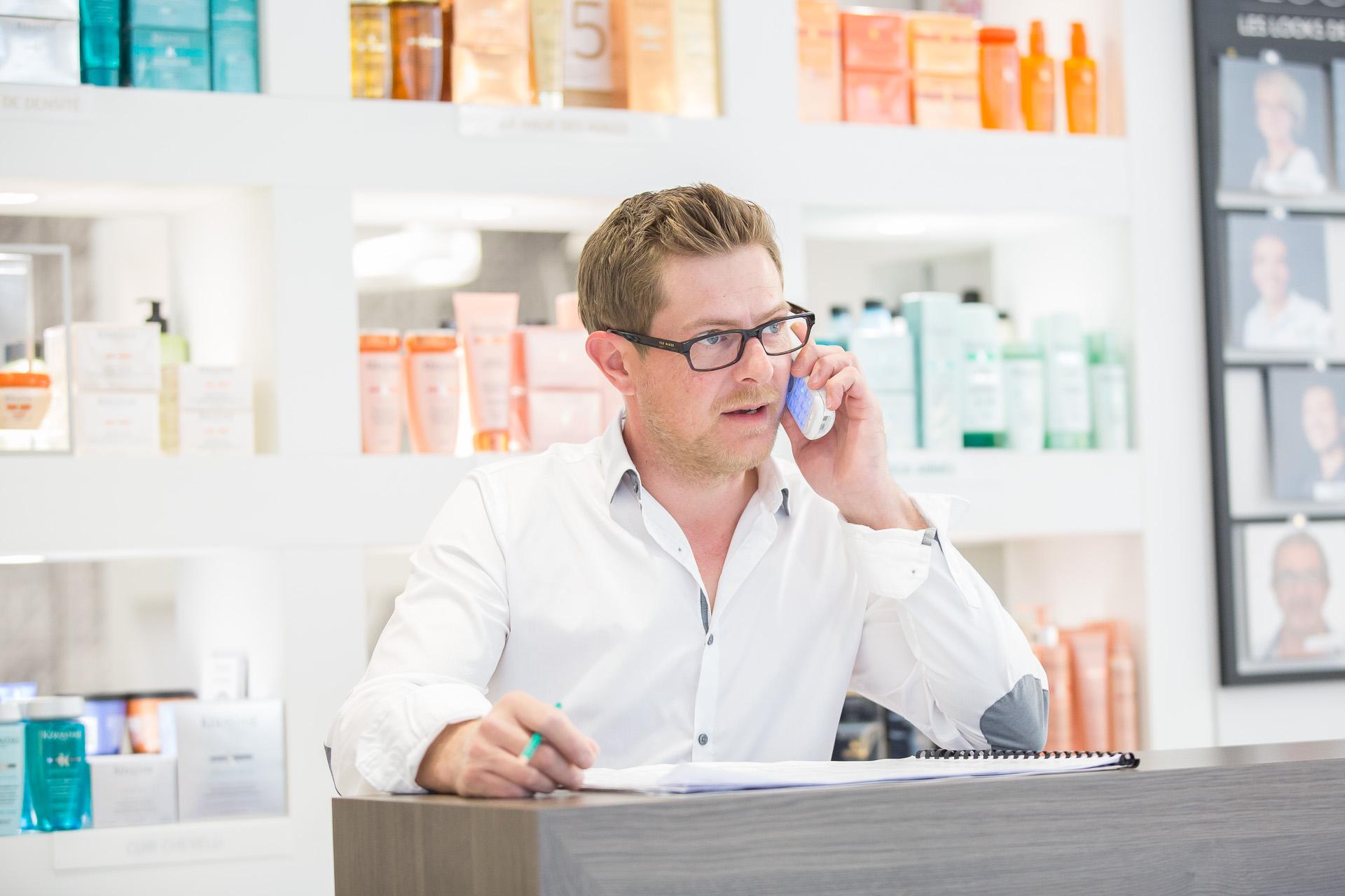 Salon de coiffure à Montbrison